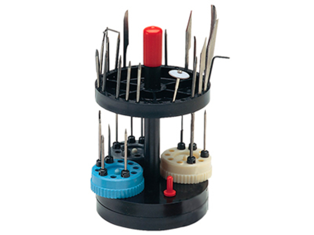 Combination tool carousel, GRS