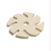 Jooltool See-Thru Felt polishing disc, 75 mm, unmounted