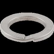 Split ring flat 925/- 26.00 mm