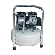 Oil less compressor, 24 litre (7 bar), FLAIR
