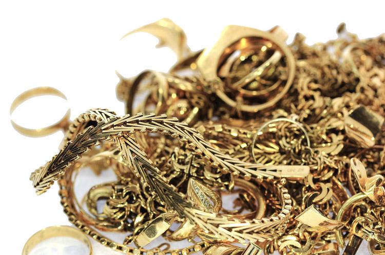 Gammelt guld