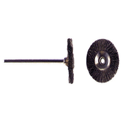 Steel miniature brush