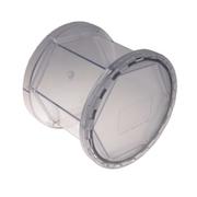 PVC container, 1 kg