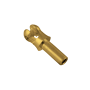 Pearl key 750/- yellow gold