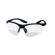 Beskyttelsesbrille med synsfelt