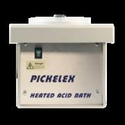 Pickelex heated acid bath, 5 L