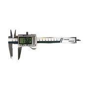 MIB digital caliper with grey display