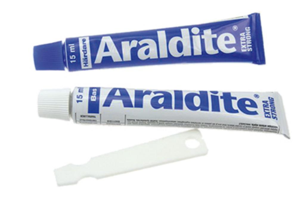 Araldite Glue 2 x 15 ml Tube