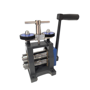Mini rolling-mill for wedding rings