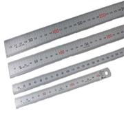 Steel ruler