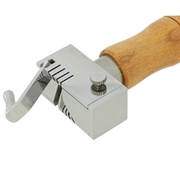 Joint-cutter with wooden handle, 90°/60°/45°/30°