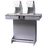 Suction bench, 2 motors
